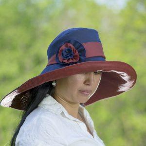 floppy sun hat, rain hat