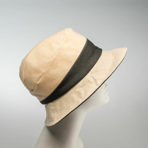 waxed canvas rain hat sun hat