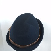Navy Cocktail Fedora 3