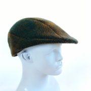 flat cap, tartan