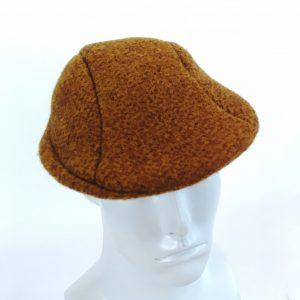 flat cap, rust
