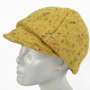 Yellow Sixties Hat