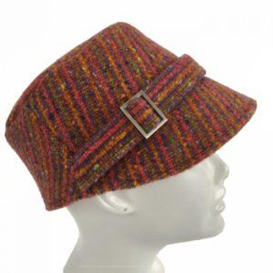 Bright spring kepi cap