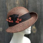 bowler cloche side view