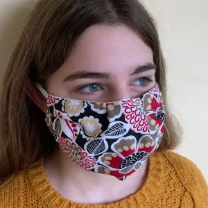 Washable face mask