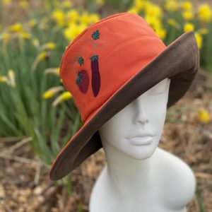 rain or shine garden hat