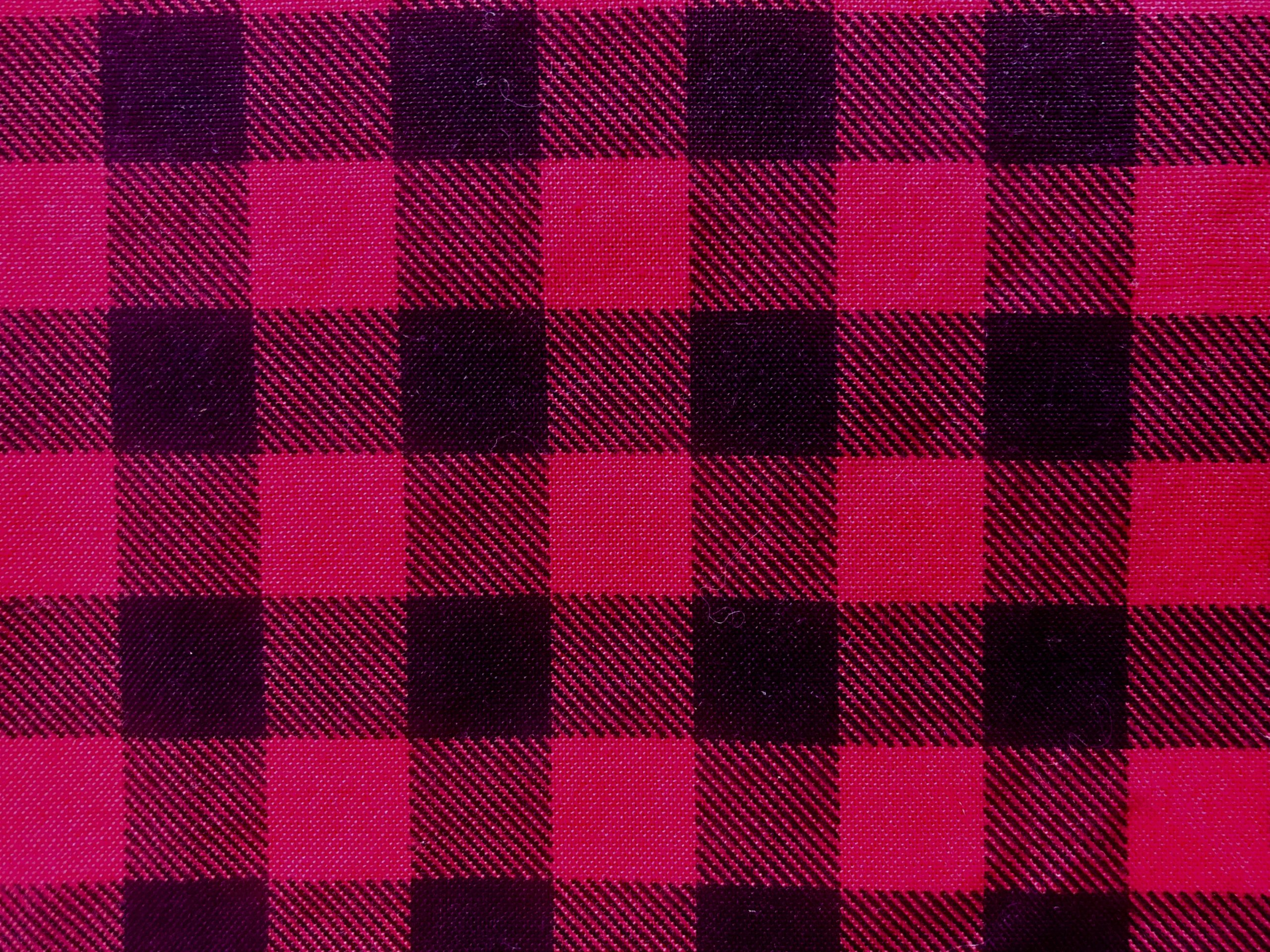 Hunter plaid