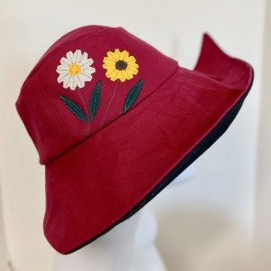 Garden rain or shine hat