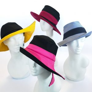 Rain or Shine Garden Hats