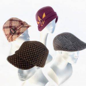 Soft Loom Felt Hats